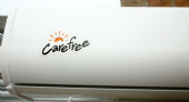 Carefree 3.45cm new roof fit awning